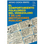 Libro, El Comportamiento Folklorico Del Venezolano Ochoa B.