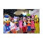 Alquiler De Hermosos Muñecotes Club House Mickey Y Doki
