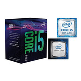 Procesador Intel Core I5 8400 Socket 1151 9mb Cache