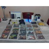 Playstation 2 Chipeado Con Muchos Accesorios Impecables