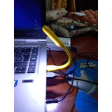 Lampara Led Usb Flexible Laptop Pc. Mayor Y Detal