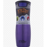 Ecology Vaso Pinguino Real Morado 16oz Contigo
