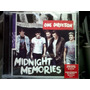 One Direction. Midnight Memories. Cd Original Nuevo