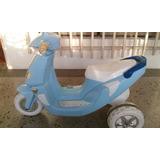 Moto Montable Electrica Niño Disney