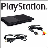 Play Station 2 ( Ps2 ) Slim 90001 Chispeado ( 35v )