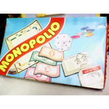 Monopolio Original Tradicional Con Casas De Plastico