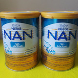 Teteros Formula Nan Sin Lactosa