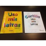 Libro Uso Mis Letras Santillana