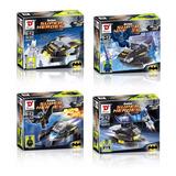Lego Batman Incluye  Muñeco Y Vehiculo Con Caja