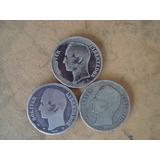 Monedas De 5 Bolívares De Plata - 1876