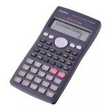 Calculadora Casio Cientifica Fx-95ms 244 Funciones Nueva
