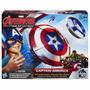 Hasbro Escudo Del Capitan America Con Lanzador De Disco