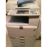 Impresora Fotocopiadora Láser A Color Ricoh Aficio Mpc 3000