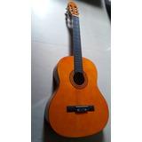 Guitarra Acústica Paganine Italiana Cero Detalles