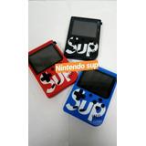Nintendo Sup Retro Video Portatil 400juegos Kingpc25 Tienda