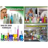 Guía Básica De Formulas De Productos De Limpieza Y Cosmética