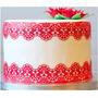 Encajes, Fiestas, Eventos, Dulces, Tortas, Wilton, Cupcakes