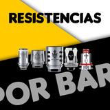 Vapeador Vaper Resistencias Comerciales Filtros Coils