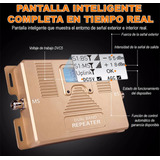 Amplificador Señal Celular Repetidor Movistar Movilnet 2g 4g