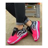 Zapatos Nike 720 Galaxy Dama Deportivos Colombianos Gym