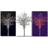 Cuadros Minimalistas Abstractos Decorativos Modernos 30x30cm