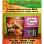 Agenda 2016 Empastada Personalizada Ejecutiva Corporativa