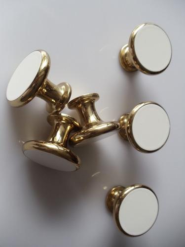 Tiradores perillas para gabinetes de cocina bronce - Tiradores de porcelana ...