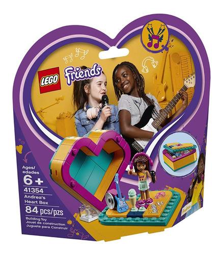 Lego Friends Caja Corazon Codigo 41354