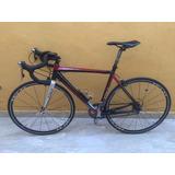 Bicicleta De Ruta 9vel. Componentes Shimano Ultegra/tiagra