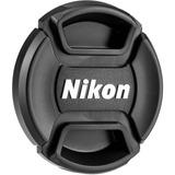 Tapas Para Lentes Nikon De 52 Mm Generico