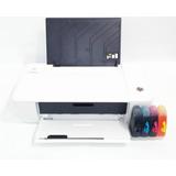 Impresora Hp 1115 Con Sistema Continuo Instalado