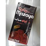 Carbon Coco Mazaya Original Arguile Narguile 96 Unid