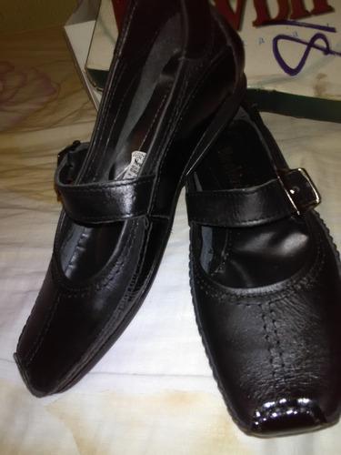 75434084 Zapato Escolar Para Niña Newbird Nuevo