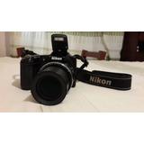 Camara Nikon Coolpix L820 Fotos Profesionales Alta Calidad