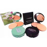 Polvo Compacto Mac Y Clinique Maquillaje