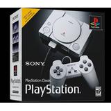 Playstation Classic Miniconsola 20 Juegos. Tienda Física