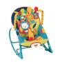 Silla Vibradora Fisher Price Infant To Toddler Rocker Dark
