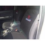 Forros De Asientos Impermeables Toyota Hilux Kavak 2006 2018
