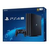 Playstation 4 Pro 1 Tb Ps4 Pro Nuevo En Caja Sellada