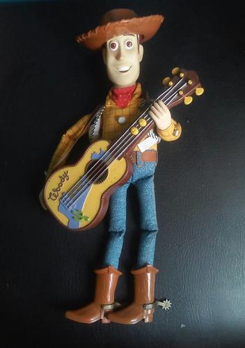 Woody Muñeco Original Toy Story Canta + Regalo