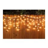 Luces Luz Navidad Tradicional Tipo Lluvia Cascada