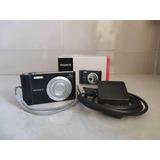 (40v) Camara Digital Sony Cybershot Dsc-w800 20mp