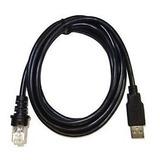Cable Usb Para Lector De Codigo De Barras Metrologic Ms-7120