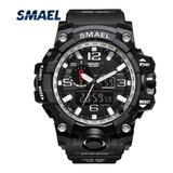 Reloj Smael Militar Deportivo Resistente Al Agua *20v*