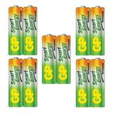 Pilas Baterías Aa Recargables  1000 Mah Gp Garantizadas