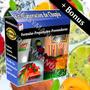 Kit Recetas Helados Chupis Citricos Frios + Bonus