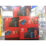 Nintendo Switch (nuevo Modelo) Garantia + Tienda