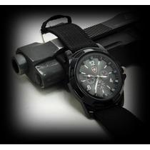 Reloj De Pulcera Para Hombre Military Army Pilot Sport Quart