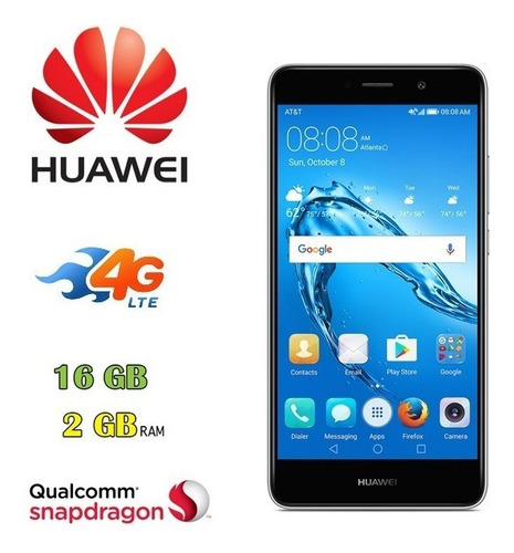 *110v* Poderosos Huawei Xt2 16gb 2gb-ram 5.5plg-hd Octa