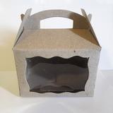 Caja Feliz Mini Joyeria Estuche Bisuteria Empaque Cajita